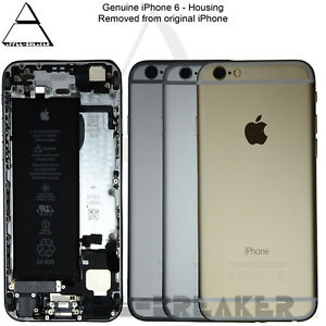 iPhone 6 geniune original  Rear Back Chassis Housing With Parts Grade A