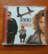 INXS Kick CD 1987 Devil Inside, Mystify, Need You Tonight, Never Tear Us Apart