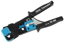 Telemaster Telephone Crimp Tool Ideal 30-496 Rj45 Rj11