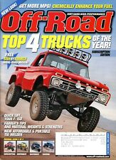 Off-Road Magazine January 2009 lift for your F-150,Top 4 Trucks of the Year!