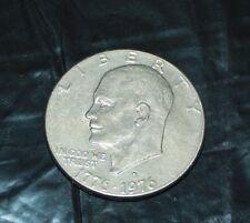 1776-1976 BICENTENNIAL ONE US DOLLAR COIN.  1976. VERY NICE!