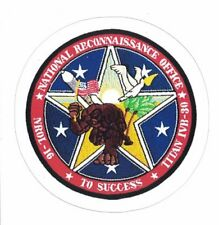 NROL-16 PROMETHEUS MISSION PATCH STICKER ~ American Recon Spy Satellite NSA NEW