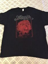 SINMARA Shirt XL, The Chasm, Urgehal, Urfaust, Inquisition, Austere