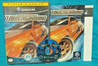 Need For Speed Underground - Nintendo GameCube Game Working 1-2 Players 1 Owner
