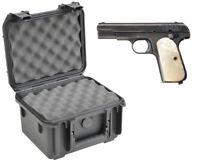 SKB Waterproof Plastic Gun Case Colt 1903 Semi Auto .32 Acp .380 Acp Pistol New
