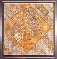 DebBee's Designs Glitz & Glamour GOLD Canvaswork Chart