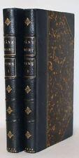 JANIN L'Ane Mort et La Femme guillotinée Rare édition originale 1829 LA19