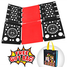 BoxLegend V3 Shirt Folding Board T Shirts Folder Easy and Fast for Kid to Fold