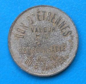 94 Le Perreux épicerie de la gare 5 centimes Elie 15.1