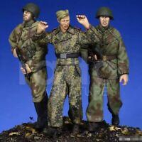 █ 1//35 Resin WWII US Soldier /& German Prisoner Unassembled Unpainted 1021