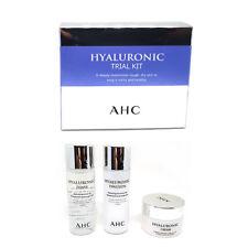 AHC Hyaluronic Trial Kit (3 Items) Toner 30ml + Emulsion 30ml + Cream 10ml