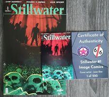STILLWATER #1 -  Juan Doe Variant Cover Limited to 500 - Image - 2020
