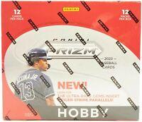 2020 Panini Prizm Baseball (1) Hobby Box Break RANDOM TEAM