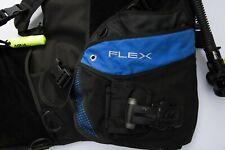 New listing Oceanic Flex BC bouyancy compensator w/ integrated weight pockets; Men's Medium