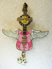 CARDIFF,Hard Rock Cafe Pin,WING Series,LE 100 VHTF