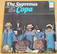 SUPREMES - At The Copa - Australia ORIGINAL LP - Diana Ross