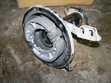 honda trx125 fourtrax trx 125 rear bearing carrier axle brake holder  1987 87 88
