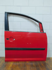 Door VW Touran Front Right Red Ly3d Genuine