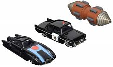 Incredibles 2 Die Cast 3 Pack Cars Underminer Tunneler Police Car Ages 3+ Toy