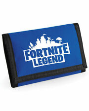 Fortnite Legend Kids Wallet Money bag Birthday Christmas Present Gaming Gift