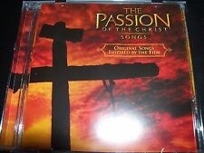 The Passion Of The Christ Songs Inspired By The Film Soundtrack CD – Like New