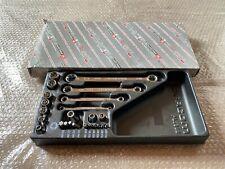 Steckschlüssel + Bits + Doppelringschlüssel   Torx-Satz  Facom   MOD.TX1    NEU