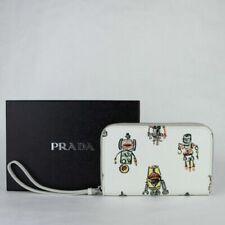 PRADA Damen-Geldbeutel aus Leder