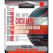 MARUMI 49mm DHG SUPER - CIRCULAR POLARIZER (CPL) - Designed for Digital Cameras