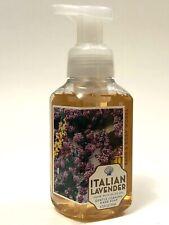 1 BATH & BODY WORKS ITALIAN LAVENDER GENTLE FOAMING HAND SOAP 8.75 FL OZ SHEA