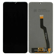 DISPLAY LCD SAMSUNG GALAXY A10 SM A105 F FN DS TOUCH SCREEN VETRO PARI ORIGINALE