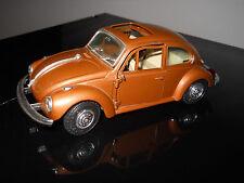 Volkswagen Maggiolino Beetle 1/24 GAMA Bronze Paint  Rare