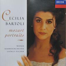 "CD Cecilia Bartoli – ""mozart portraits""  NEU"