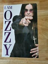 More details for ozzy osbourne signed book black sabbath