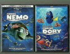 Finding Nemo & Dory Two-Disc Collector's Edition) - Dvd -