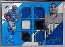ERIC EBRON - 2014 Absolute Tools of Trade Logo Six Pc 15/15 - Lions RC