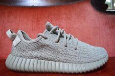 WORN TWICE Adidas Yeezy Boost 350 V1 Moonrock Oxford Green Size 8 AQ2660