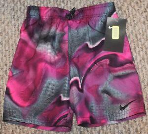 New! Boys Nike Amp Axis Breaker Trunks/Boardies (Swim Shorts) - Sizes 4, 5, 6, 7