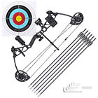 Youth COMPOUND BOW Premium Materials for Durability Higher Aiming Accuracy