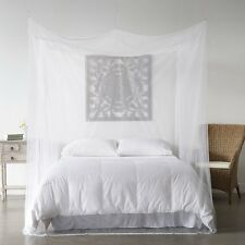 """Mosquito Net Bed Canopy  80"""" x 71"""" x 80"""""""