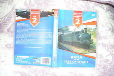 British Railways RAILS IN THE ISLE OF WIGHT Train Documentary DVD (TUBE TRAINS)