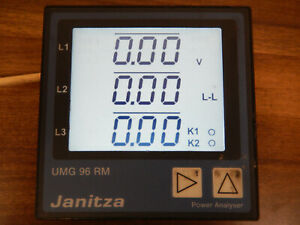 UMG96RM-CBM  JANITZA