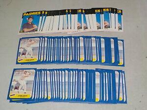 1986 JOHN KRUK Lot of 145 Rookie Cards w/ Topps, Fleer Nice! 254
