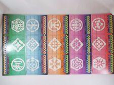 Milton Bradley Shogun Board Game Set of 5 Army Cards Game Pieces