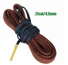 New Bore Snake .17HMR .17 Caliber Rifle Barrel Cleaner Centre Fire Boresnake