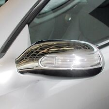 Mercedes R230 SL Chrome wing mirror covers Set FROM 11/2003 to 2008