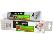 NutriVet Enzymatic Toothpaste for Dogs 2.5 oz
