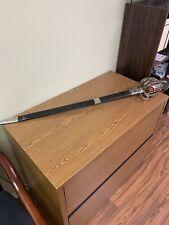 King George V Infantry Brittish Scottish Basket Hilted Sword