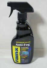 RAIN-X 630046 Anti-Fog Cleaner Auto Detailing Car Care Product 12oz