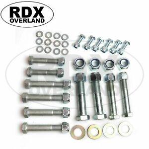 Land Rover Defender 300Tdi Complete Suspension Arm Bolt Kit