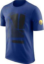 Nike Men s Golden State Warriors Dri-FIT Royal T-Shirt AJ2414 495 SZ XL 2d989367c